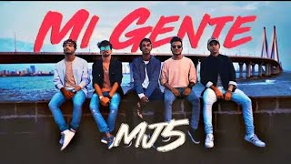 J  Balvin, Willy William   Mi Gente   MJ5 Official Dance Choreography Video HD