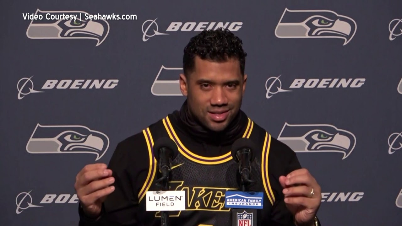 Russell Wilson on Goal Line Stand 2020-12-28