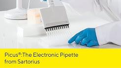 Sartorius Picus electronic pipette