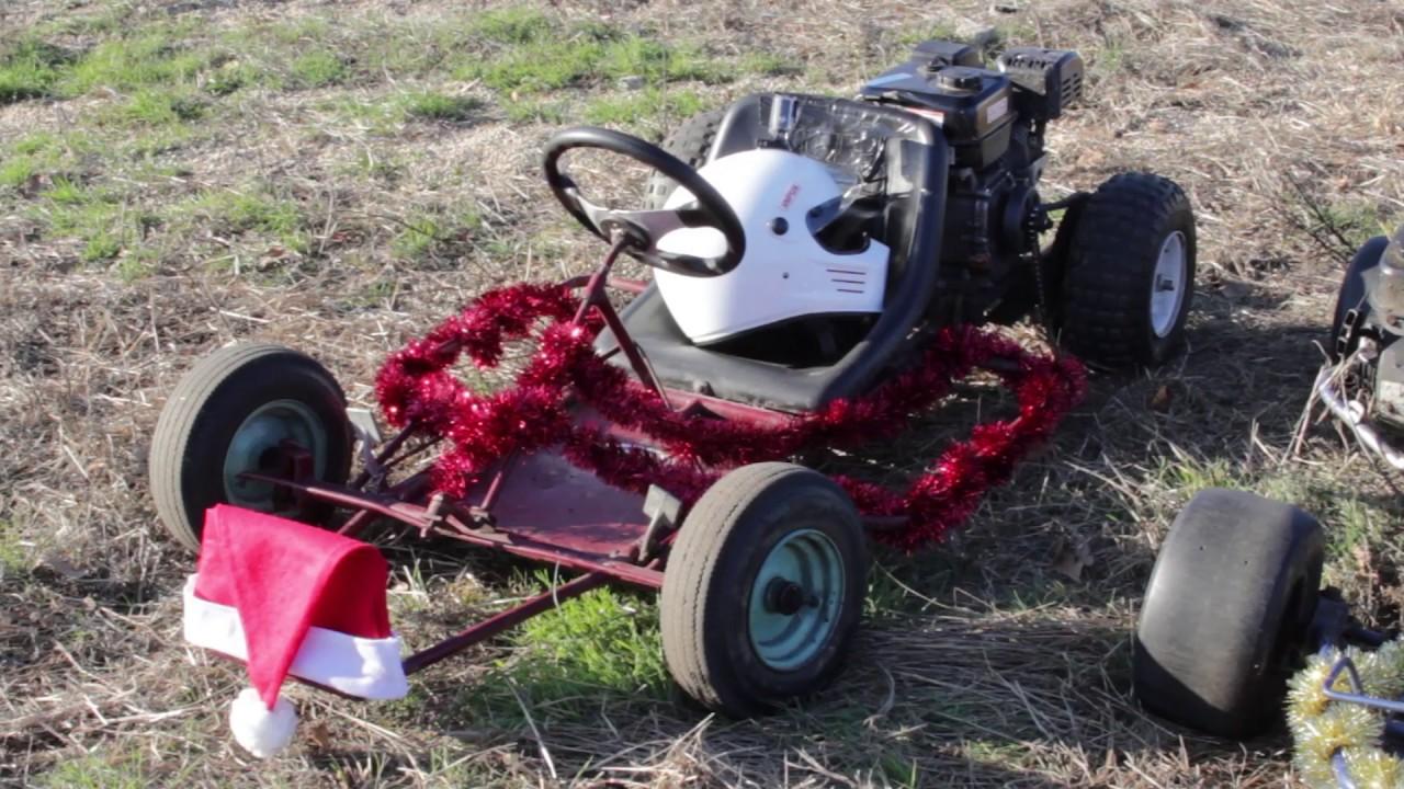CarsandCameras Christmas Special: An Epic Go Kart Challenge