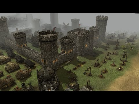 KINGDOM OF HELL - Stronghold 3 Gold