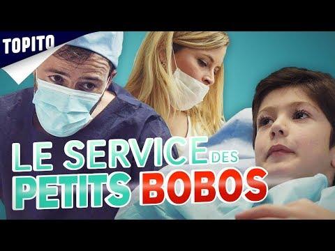 LE SERVICE D'URGENCE DES PETITS BOBOS