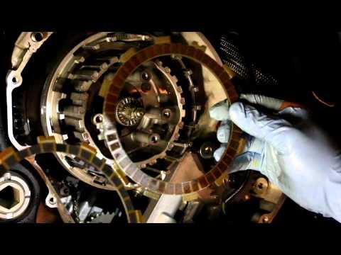 How to replace a clutch on a Suzuki GSXR 600 06/07/08/09-'15