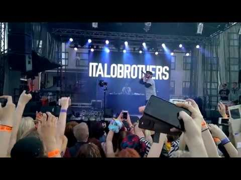 Italobrothers LIVE @ INTRO+Welcome to the Club / Seinäjoki Finland 17.7.2015