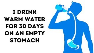 I Drank Warm Water On An Empty Stomach For A Month, See What Happened thumbnail