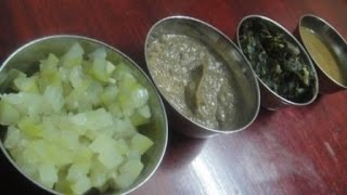 Diet Tips | Substitute For Rice In Dieting | Steamed Vegetable | Recipe in Tamil | Gowri Samayal