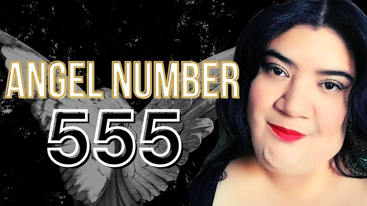 Repeating Number 555 - Numerology Angel Number