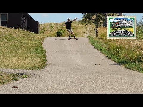 Improvise Skating - Black Hills