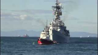 Italian Navy Destroyer Luigi Durand De La Penne D560