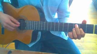 No merecia tanto amor (Jesus Adrian Romero) Guitar
