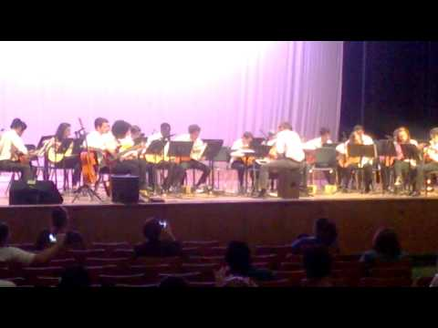 Durham School of the Arts 8th Grade Styles Uptown Funk