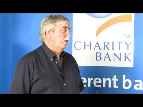 Is there such a thing as ethical banking? - Simon Dixon interviews Charity Bank CEO