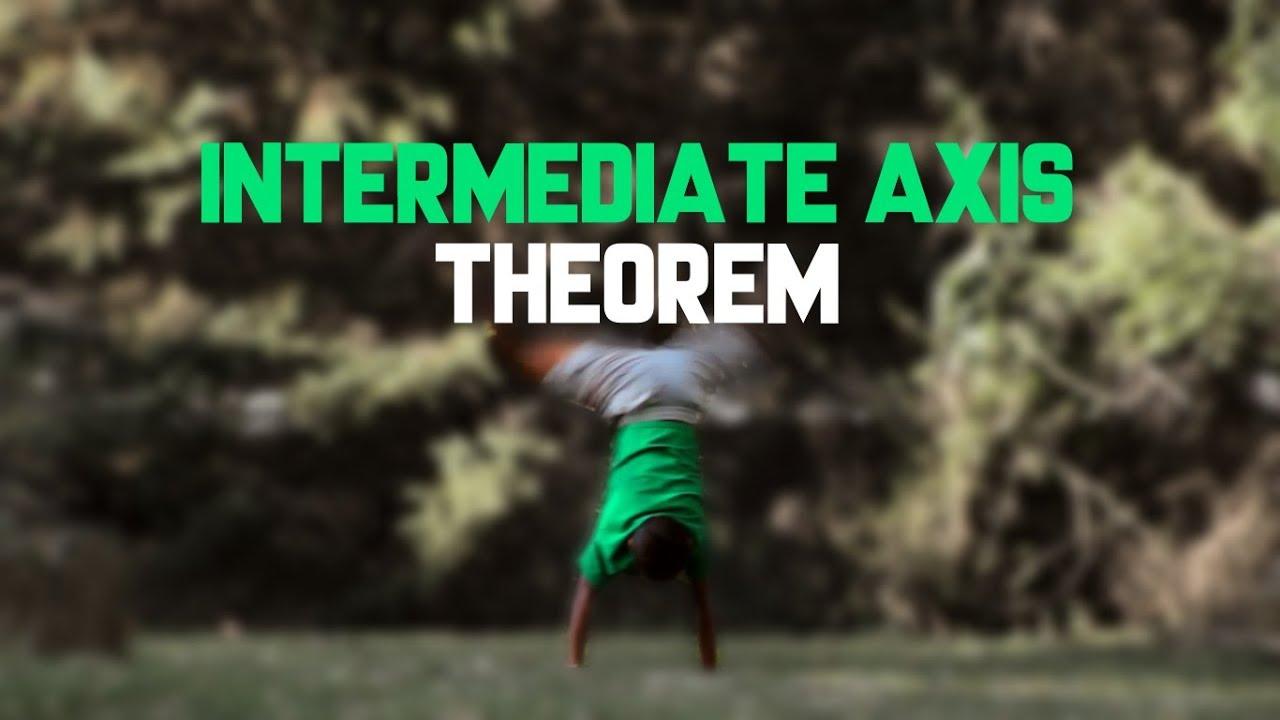 The Intermediate Axis Theorem Breakthrough Junior Challenge 2017