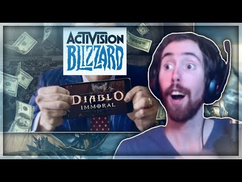 "Asmongold Reacts to ""The Diablo Immortal Catastrophe"" by Quin69"
