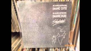 SHAKATAK - Mr Manic & Sister Cool ( Manic Cuts )