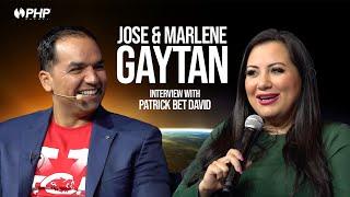 Jose & Marlene Gaytan Interviewed by Patrick Bet-David