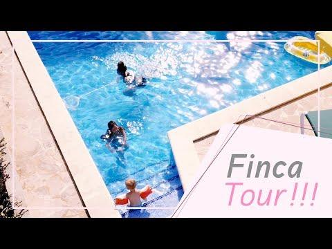 Finca Roomtour / Grundstücks Tour / Mallorca / FRAU_SEIN