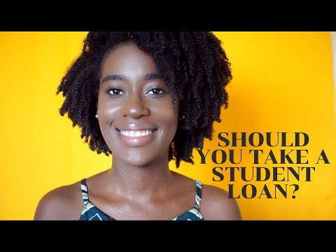 Should You Take A Student Loan??| Caribbean Students & Tertiary Education| #OutsideTheHairBox