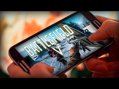 Battlefield на андроид [ ТРЕШ-ОБЗОР ]