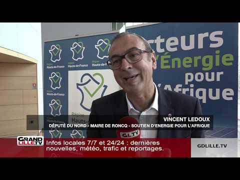 Energie pour l'Afrique, la région s'engage