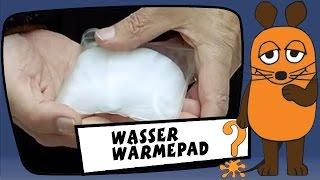 Wasser - Wie funktioniert ein Wärmepad für die Hosentasche? - Sachgeschichten mit Armin Maiwald