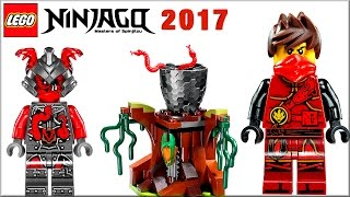 Лего Ниндзяго 70621 Атака Алой армии. Обзор LEGO Ninjago The Vermillion Attack