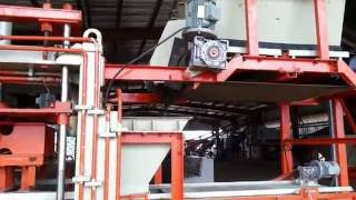 Fully Automatic Concrete Blocks Plant