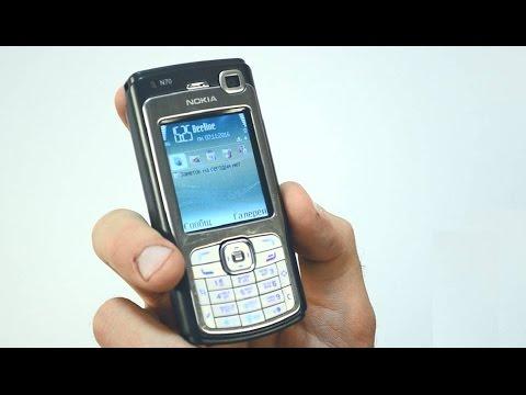 Nokia N70. 2005 год. РЕТРО СМАРТФОНЫ! / от Арстайл /