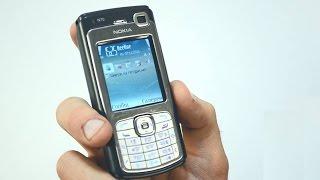 обзор Nokia N70