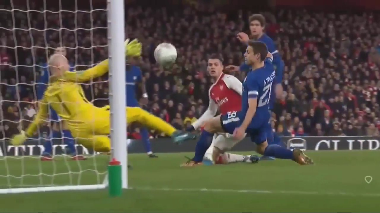 Download Arsenal vs Chelsea 2-1  ( All Goals -  Extended Highlights )  24-01-2018 HD