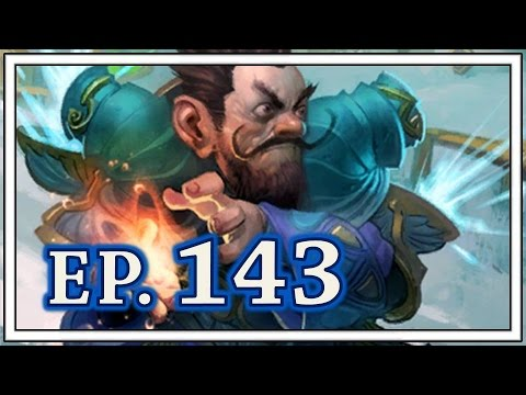 Hearthstone Funny Plays Episode 143