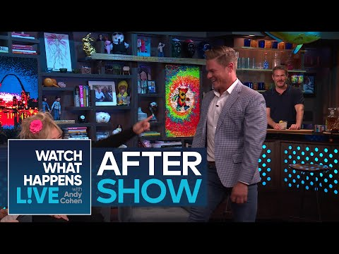 After Show: Ashton Pienaar Teaches Andy Cohen The Body Roll   WWHL