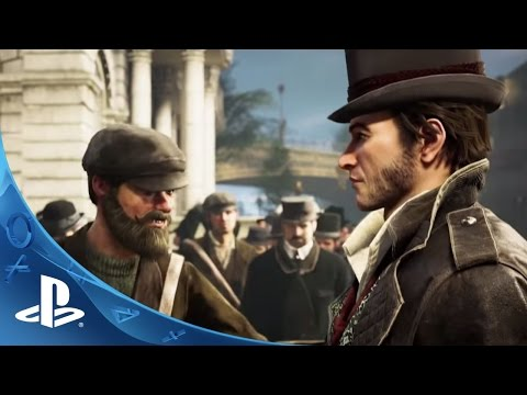 PlayStation E3 2015 - Assassin's Creed Syndicate Live Coverage | PS4