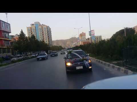 Kabul city ( Darul - Amaan ) 12/08/2017