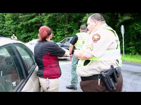 On Patrol with Newton County Sheriff's Office - YouTube