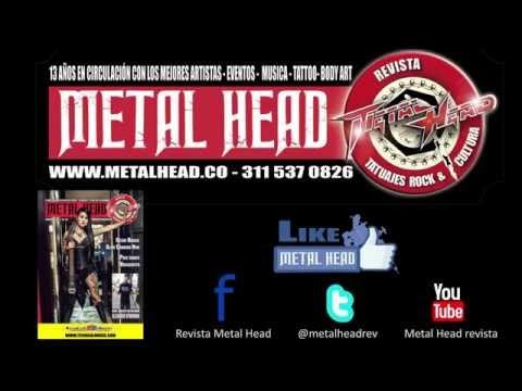 Promo Revista Metal Head 13 años