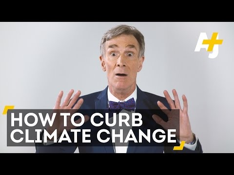 Bill Nye's Climate Call To Action