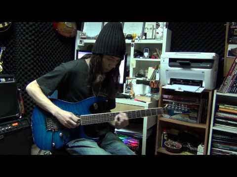 五月天 MayDay 倔強 guitar 結他 cover by Eric Lo