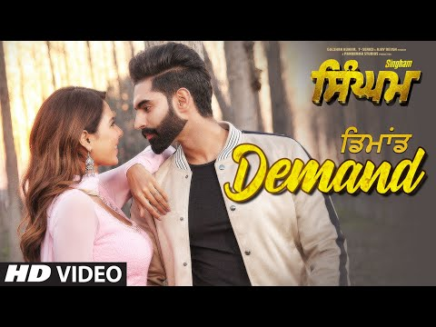 Singham: Demand Video Song | Parmish Verma | Sonam Bajwa | S