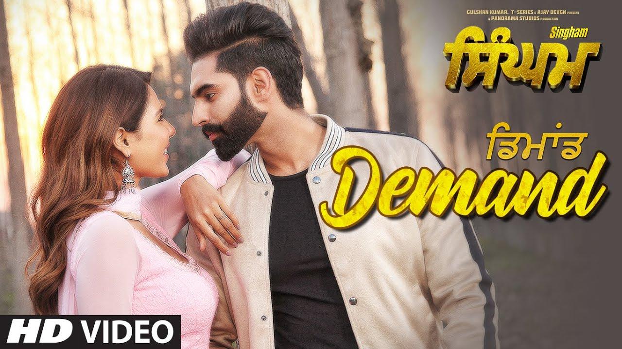 Download Singham: Demand Video Song   Parmish Verma   Sonam Bajwa   Shipra Goyal   Goldy Desi Crew