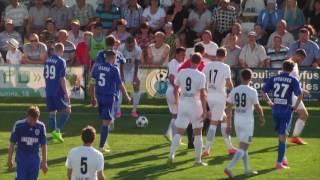 ФК «Балканы» - ПФК «Сумы» 1:1 (10.06.2017, видеообзор)