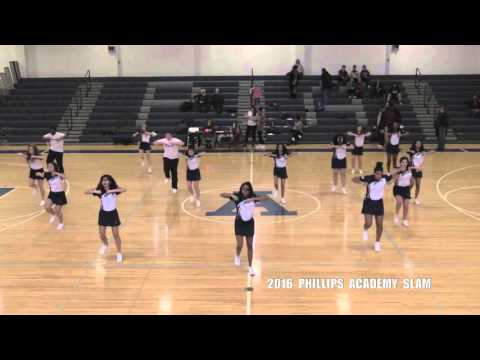 2016 Phillips Academy Andover Slam