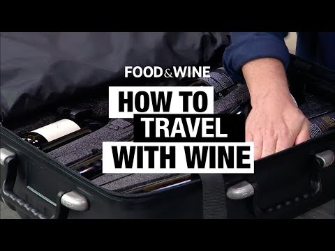 How To Travel With Wine: TSA Approved Wine Bags Tested | Bottle Service | Food & Wine
