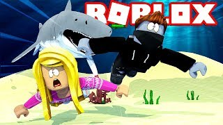 THIS SHARK WANTS TO EAT US?! - ROBLOX [English/HD]