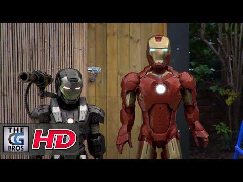 CGI & VFX Short Films: