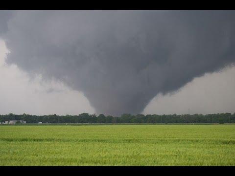 Violent Shawnee, OK EF-4 Tornado On May 19th, 2013