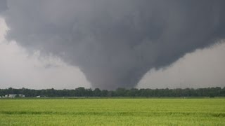 Violent Shawnee, OK EF-4 Tornado on May 19th, 2013