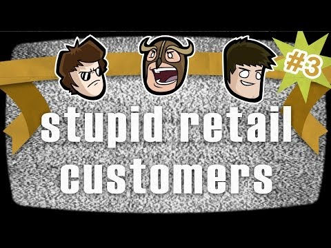 Stupid Retail Customers - White Noise {a podcast}