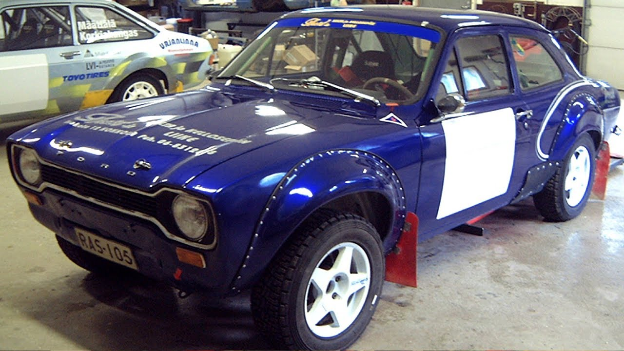 Images Of Ford Escort Rally Cars