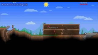 Terraria Game play 2  (no commentary)